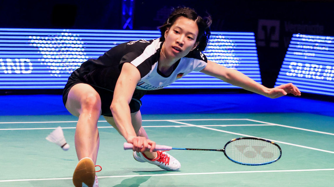 Yvonne Li (Foto Sven Heise/Badmintonphoto)